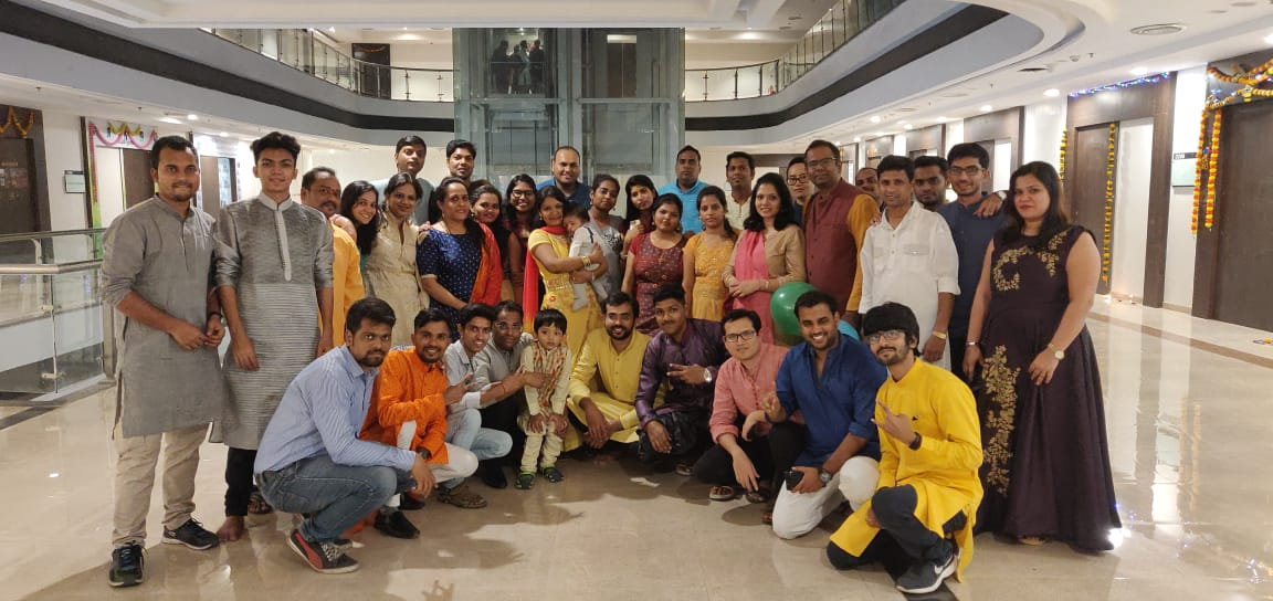 Team RupeeCircle during Diwali