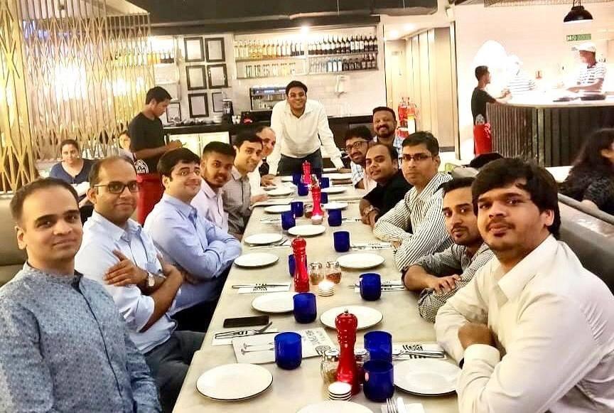 Oracle and RupeeCircle teams meetup