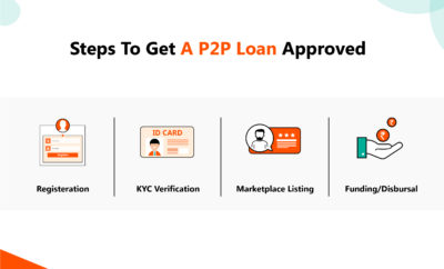 Steps to get a P2P Loan Approved