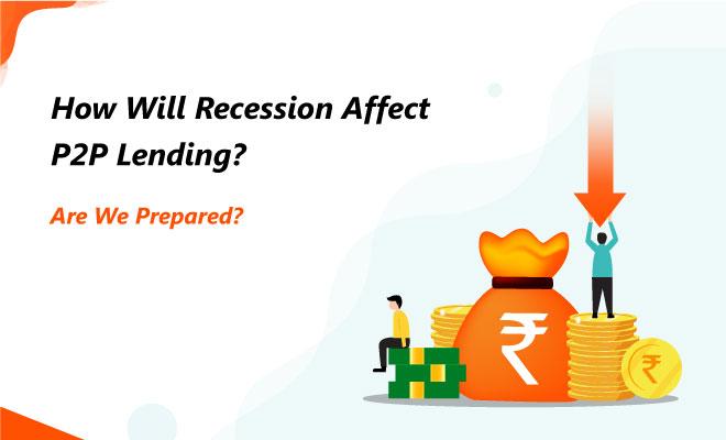 How Recession Affects P2P lending